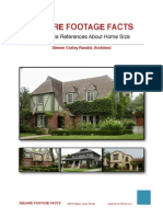 Square Footage Facts