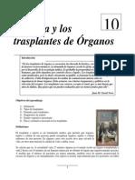 Separata Bioetica y Los Trasplantes Solo Usmp 2014.Docx 2