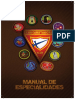 Manual Especialidades