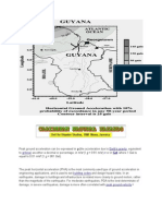Hazard Map Guyana