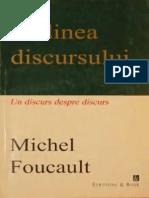 Michel Foucault - Ordinea Discursului