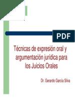 Modelos de Derecho y Argumentación