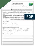 Anexos 5º Ano L.P 2015 (Atividades Direcionadas Dentro Da Rotina)