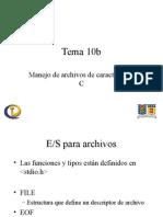 10b-Archivos de Texto