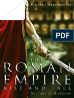 A Brief History of the Roman Empire - Stephen Kershaw