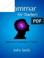 Grammar for Teachers Sample