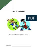 Lektion-se 12572 Lilla Gitarr Kursen