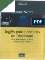 Ingles Para Concurso Roberto Witte