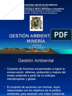CAPITULO I INTRODUCCION DE LA GESTION AMBIENTAL EN MINERIA.ppt