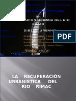 Diseño Urbano I