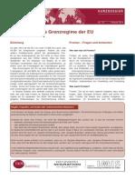 Kurzdossier Frontex 2014