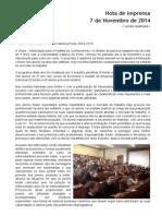 FEG - UCat - Share PMII 2014