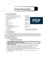 Modelo Program 20l5