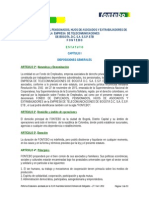 Estatuto fONTEBO