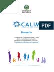 Memoria I Congreso CALIM 2012