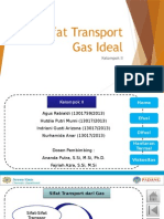 Sifat Transport Gas Ideal