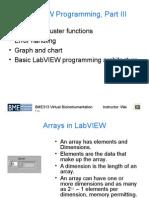 Virtual Instrumentation Lecture 05