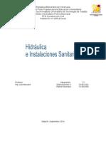 Hidráulica e Instalaciones Sanitarias