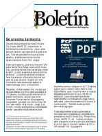 El Boletín Febrero 2015 Impreso