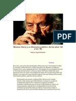 Nicanor Parra y Su Itinerario Político- Cerca o Lejos de Neruda