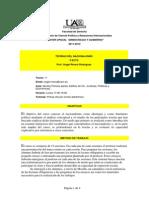 Programa T1-Teorias Del Nacionalismo2011-2012