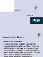Concepts of Information Technology- Part I