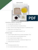 Café Da Manhã - Dieta