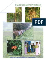 Field Manual for Forest Inventory