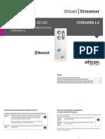 Streamer 1.4 Audifono