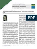 chorioretinopathy