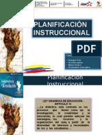 PLANIFICACIÓN INSTRUCCIONAL ZONA EDUCATIVA.ppt