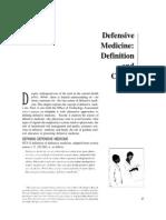 Defensive Medicine (File Dr. Icha)