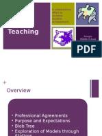 julie girsch co-teaching bunger pd