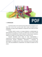 Projeto Parque Na Escola