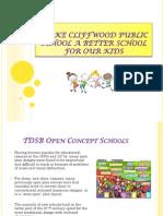 Cliffwood Parent Council - Partitions Overview
