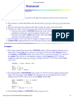 The Assignment Statement.pdf