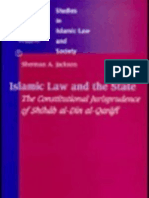 """Sherman Jackson, """"Islamic Law and The State"""""""