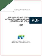 HP4 JPS Hydrological Procedure