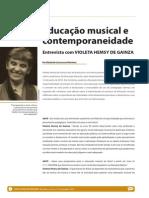 Entrevista Violeta Hemsy AAPG São Paulo1
