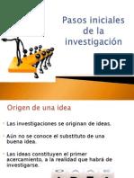 Pasos iniciales investigacion Nª 1.ppt