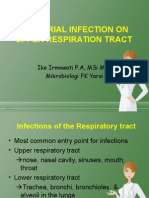 bacterial infection on upper respiratory tract.ppt