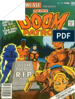 Showcase 94 Doom Patrol