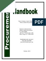 Procurement Handbook