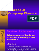 Means of Finance (2003)