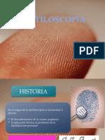 Dactilocopia Final Exposicion 1