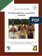 Growing Lowland Rice_ Production Handbook_prepress Final Version_19!05!08_low Res