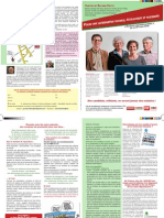 Journal Front de Gauche - canton de Gif