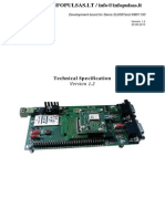 2-Technical Specification DevKit