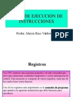 Ciclo de Ejecucion de Instrucciones