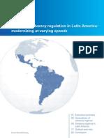 Insurance Solvency Regulation in Latin America